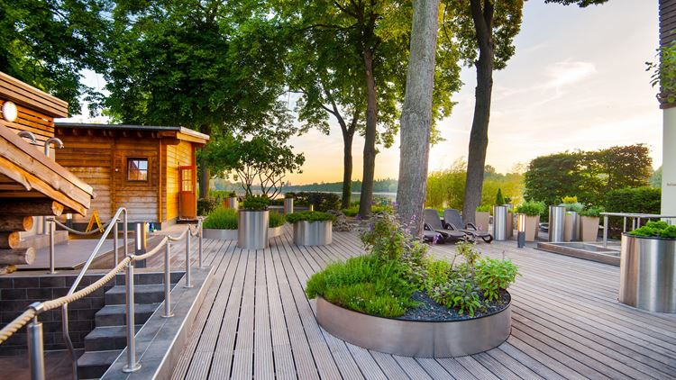 Aspria Hannover Maschsee Jardin Spa